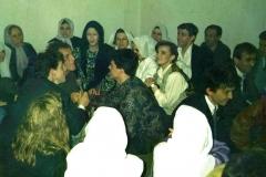Omladinski klub Šerefudin Bijele džamije. Ramazan-maj 1984. godine Druženje sa tri hafiza